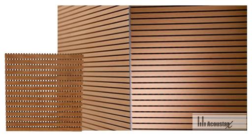 Tấm gỗ Tiêu Âm W250 (Gỗ HDF)